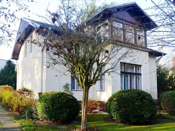 Referenz: Villa in Zeuthen