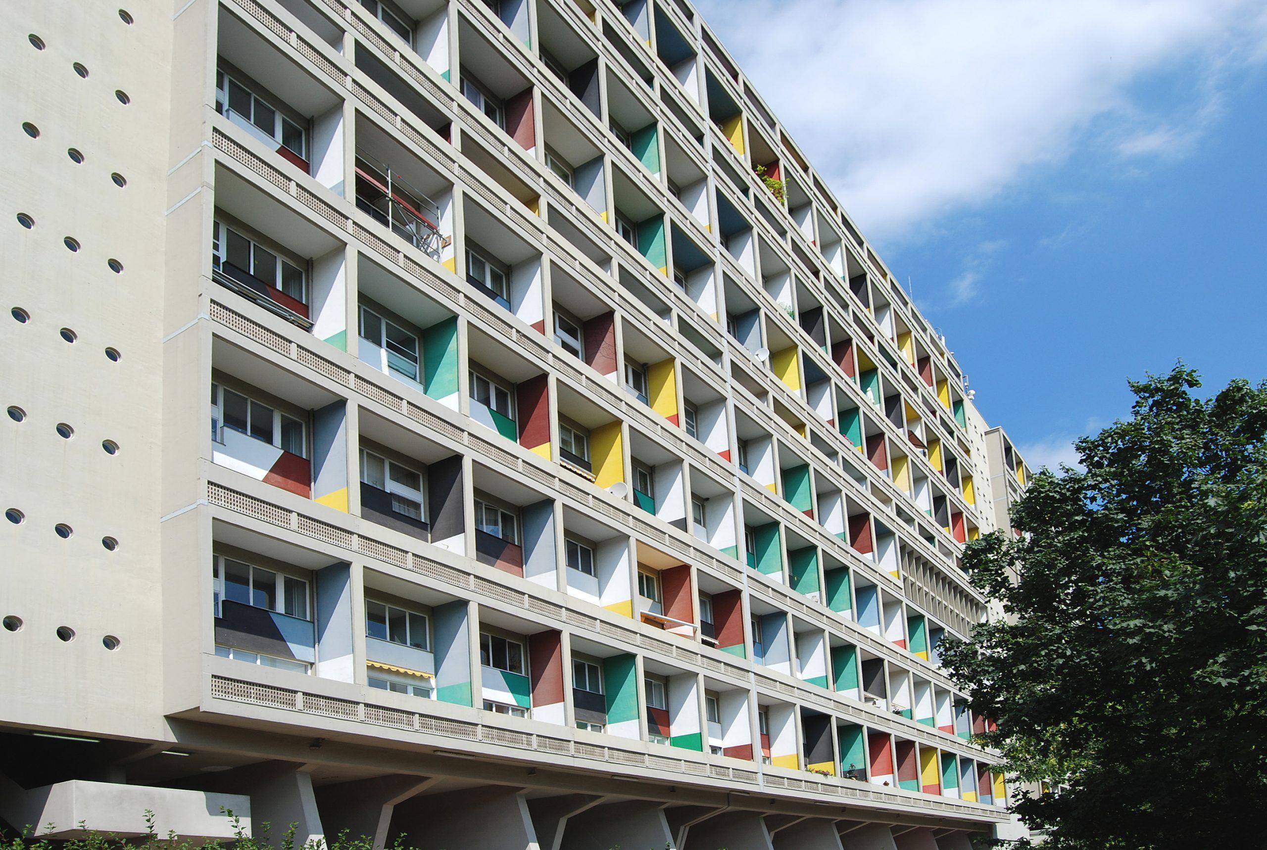 Alles außer gewöhnlich: Das Corbusierhaus